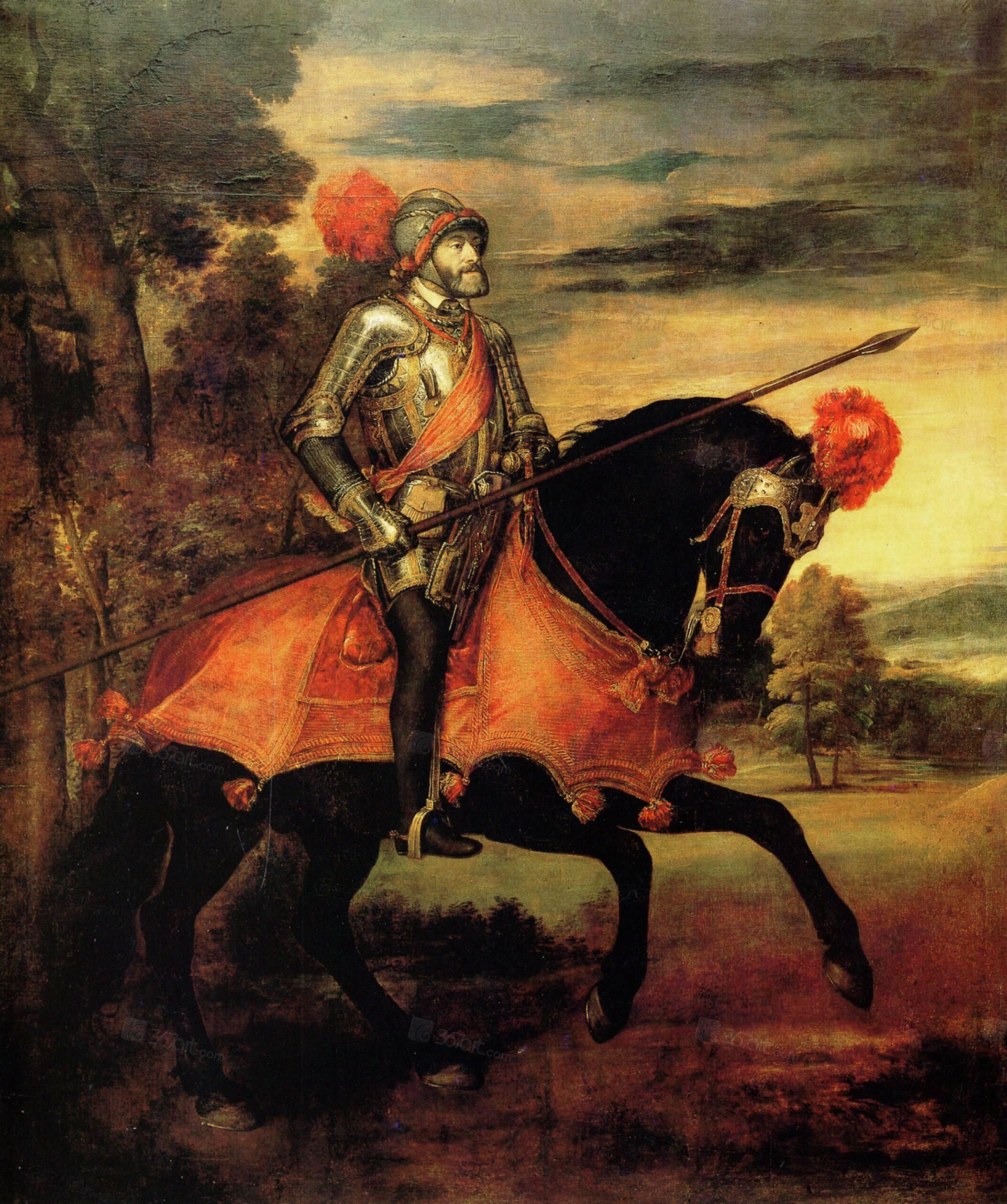 """""""    关于提香作画的特点,威尼斯画家博斯基尼(boschini)曾有过一段"""